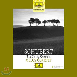 Melos Quartet 슈베르트 : 현악 사중주곡 전곡집 (Franz Schubert: Complete String Quartets Nos. 1-15)