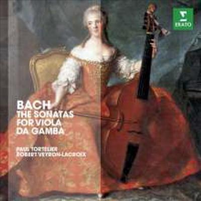 바흐: 젤로 소나타 1- 3번 (Bach: Cello Sonatas Nos.1 - 3 BWV1027 - 1029) - Paul Tortelier