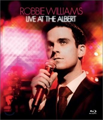 Robbie Williams - Live At The Albert (로비 윌리엄스 로열 알버트홀 공연 실황)