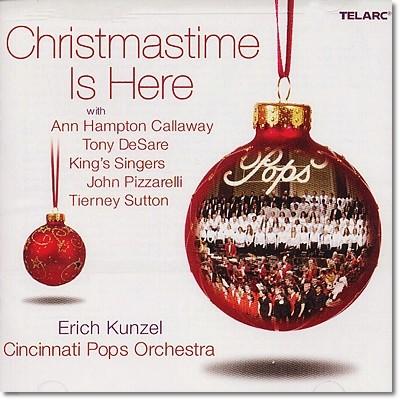 Erich Kunzel 합창과 관현악으로 듣는 크리스마스 음악 (Christmastime is Here)