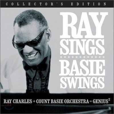 Ray Charles & Count Basie Orchestra - Ray Sings & Basie Swings