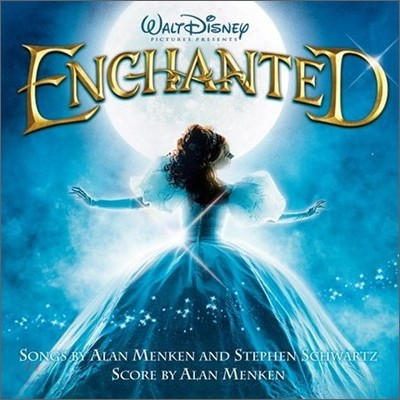 Enchanted (마법에 걸린 사랑) OST