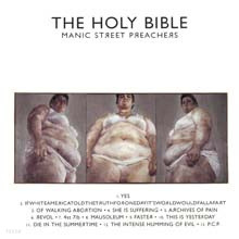 Manic Street Preachers - Holy Bible