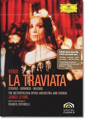 James Levine 베르디: 라 트라비아타 [프랑코 제피렐리 연출] 제임스 레바인 (Verdi: La Traviata)