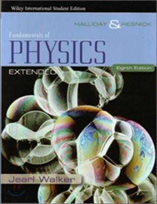 Fundamentals of Physics, 8/E