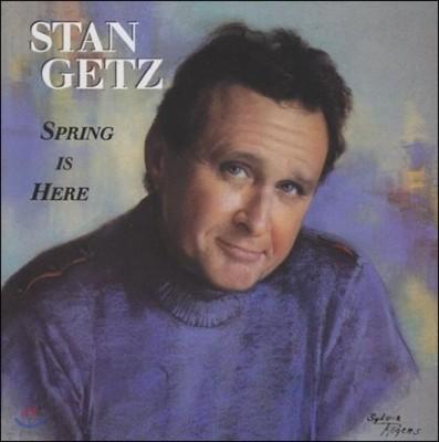 Stan Getz (스탄 게츠) - Spring in here