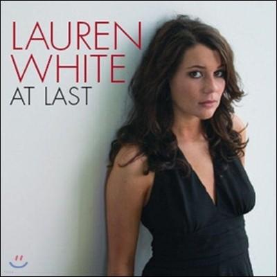 Lauren White (로렌 화이트) - At Last