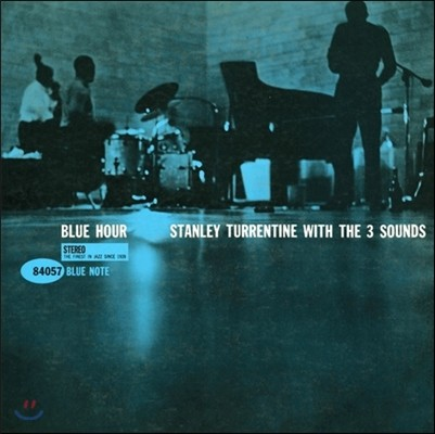 Stanley Turrentine (스텐리 터렌타인) - Blue Hour: Stanley Turrentine With The 3 Sounds