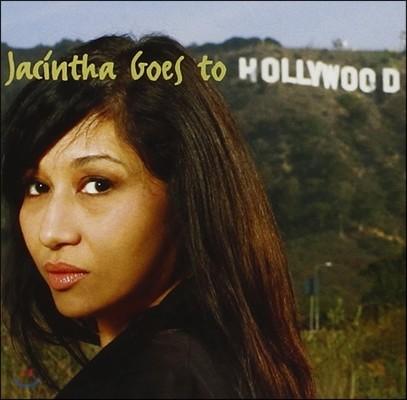 Jacintha (야신타) - Jacintha Goes to Hollywood (영화음악 모음집)