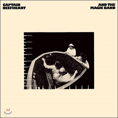 Captain Beefheart (캡틴 비프하트) - Clear Spot [Vinyl]