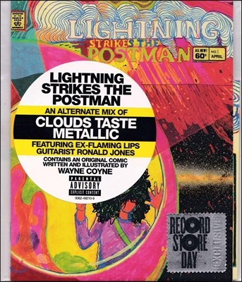 Flaming Lips (플레이밍 립스) - Lightning Strikes The Postman (Record Store Day Exclusive)