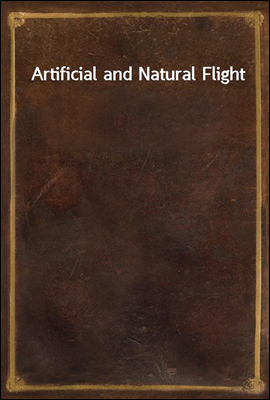 Artificial and Natural Flight