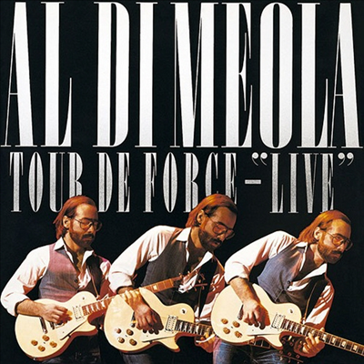 Al Di Meola - Tour De Force: Live (Ltd. Ed)(일본반)