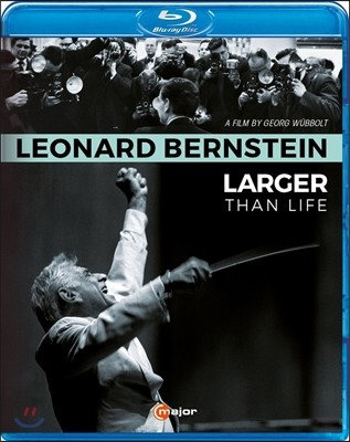 레너드 번스타인 다큐멘터리 'Larger Than Life' (Leonard Bernstein: Larger Than Life)