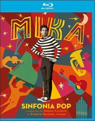 Mika (미카) - Sinfonia Pop [Blu-ray]