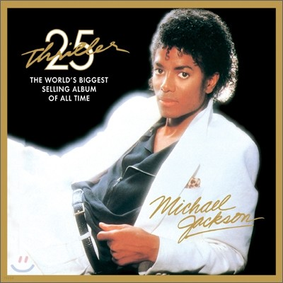 Michael Jackson (마이클 잭슨) - Thriller 25th Anniversary Edition [Classic Cover]