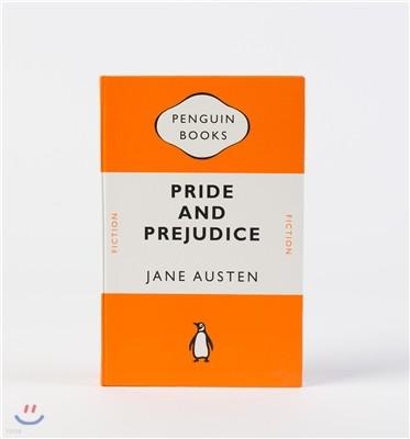 Penguin Notebook : Pride and Prejudice (Orange)
