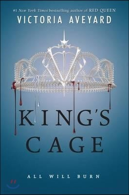 Red Queen #3 : King's Cage