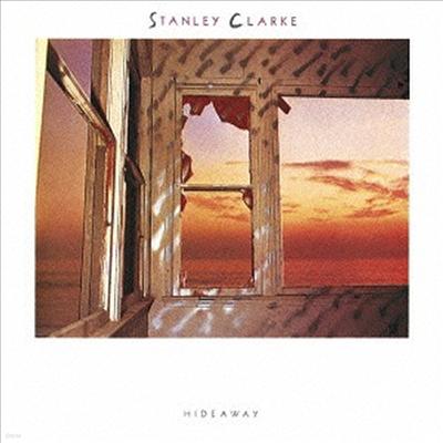 Stanley Clarke - Hideaway (Ltd. Ed)(일본반)