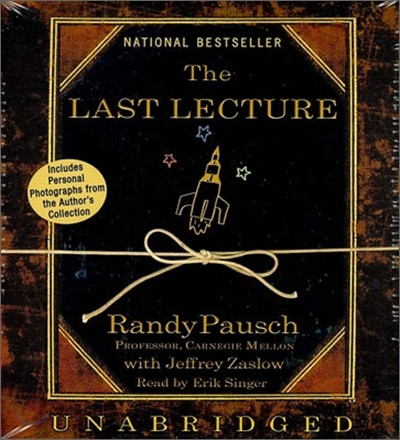 The Last Lecture : Audio CD