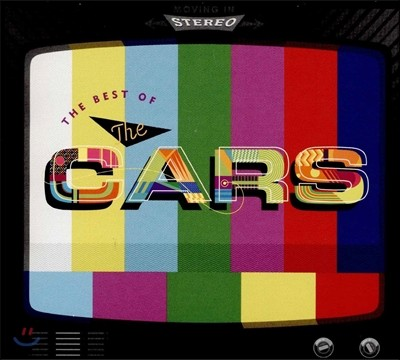 The Cars (더 카스) - Moving In Stereo : The Best of the Cars