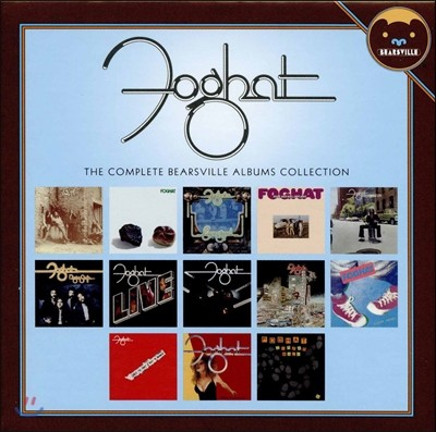 Foghat (포거트) - The Complete Bearsville Albums Collection [Deluxe Edition]