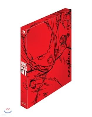 원펀맨 TV시리즈 Vol.1 얼티밋 팬 에디션 (Ultimate Fan Edition) : 블루레이