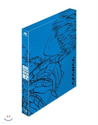 원펀맨 TV시리즈 Vol.2 얼티밋 팬 에디션 (Ultimate Fan Edition) : 블루레이