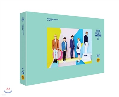 샤이니 (SHINee) - SHINee World IV DVD