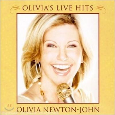 Olivia Newton John - Olivia's Live Hits