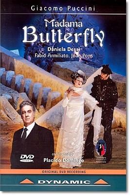 Placido Domingo 푸치니: 나비부인 (Puccini: Madama Butterfly) [DVD]