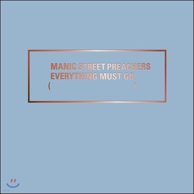 Manic Street Preachers (매닉 스트리트 프리처스) - Everything Must Go 20 [20Th Anniversary Edition]