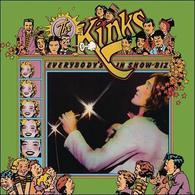 Kinks (킨크스) - Everybody's in Show-Biz [Legacy Edition]