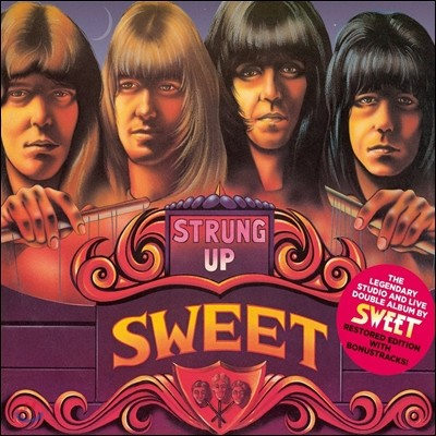 Sweet (스위트) - Strung Up (New Extended Version)