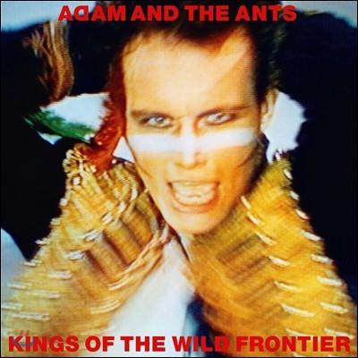 Adam & The Ants (아담 앤 디 앤츠) - Kings of the Wild Frontier [LP]