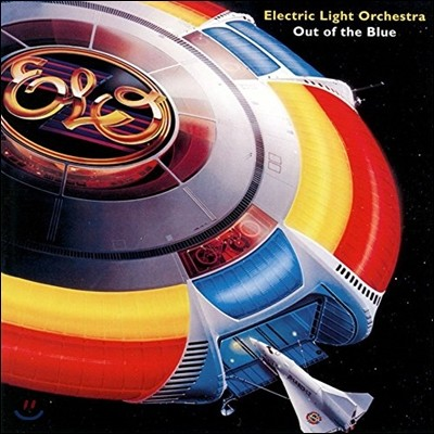 Electric Light Orchestra (일렉트릭 라이트 오케스트라 E.L.O.) - Out Of The Blue [LP]