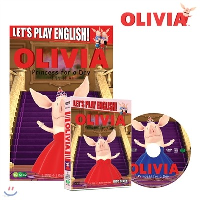(DVD+BOOK) 올리비아 시즌 7 (Olivia Season 7 DVD+BOOK)