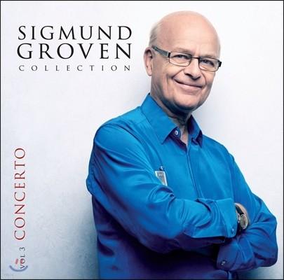 Sigmund Groven 시그문 그로벤 컬렉션 3집 - 콘체르토 [하모니카 협주곡] (Collection Vol.3 - Concerto)