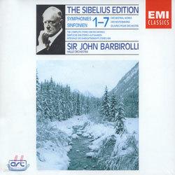시벨리우스 : 교향곡 전집 - 존 바르비롤리