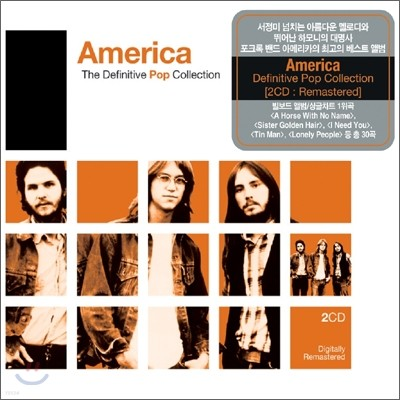 America - Definitive Pop Collection