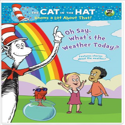 Cat In The Hat: Oh Say What's The Weather Today (캣 인 더 햇)(지역코드1)(한글무자막)(DVD)
