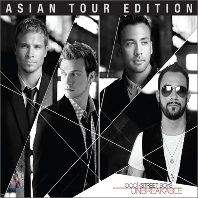 Backstreet Boys - Unbreakable (Asian Tour Edition)