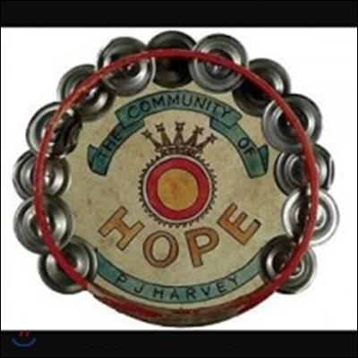 P.J Harvey (피제이 하비) - The Community Of Hope [Limited Edition LP]