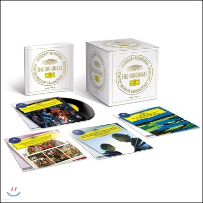 DG 디 오리지널스: 전설적인 레코딩 2집 [50CD 박스세트] (DG The Originals: Legendary Recordings Vol.II)