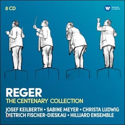 Josef Keilberth 막스 레거 서거 100주년 컬렉션 걸작집 - 관현악, 실내악, 피아노, 오르간, 합창 작품집 (Reger: The Centenary Collection)