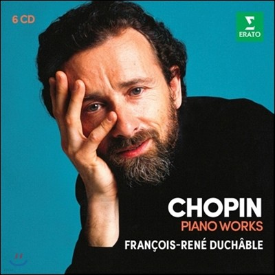 Francois-Rene Duchable 쇼팽: 피아노 작품집 - 전주곡, 발라드, 스케르초, 소나타, 연습곡, 협주곡 (Chopin : Piano Works - Preludes, Ballades, Scherzi, Etudes, Sonatas, Concertos) 프랑수아 르네 뒤샤블