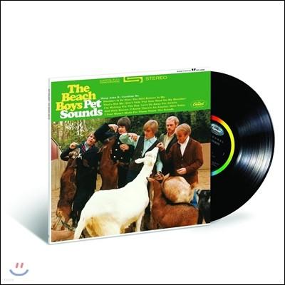 The Beach Boys (비치 보이스) - Pet Sounds [Stereo LP]
