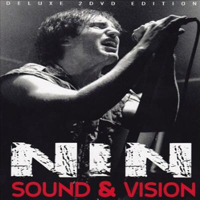 Nine Inch Nails: Sound & Vision - Deluxe 2DVD Edition (나인 인치 네일스: 사운드 앤 비전)(한글무자막)(한글무자막)(DVD)