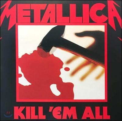 Metallica (메탈리카) - Kill 'em All [LP]