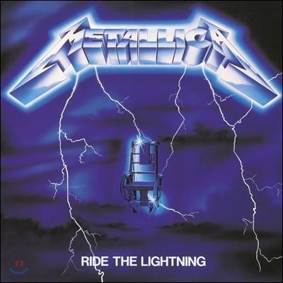 Metallica (메탈리카) - Ride the Lightning [LP]